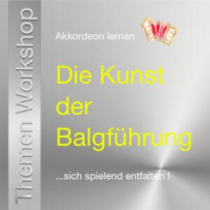 Die Kunst der Balgführung & das atmende Akkordeon am 4. & 5. April in Berlin!